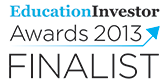 Education Investor Awards Logo