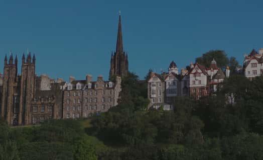 online tutors covering Edinburgh